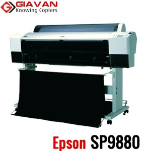 Máy in phun màu khổ lớn Epson Stylus Pro 9880