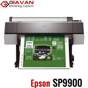 Máy in phun màu khổ lớn Epson Stylus Pro 9900