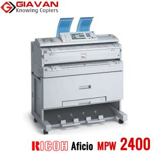 Máy photocopy A0 Ricoh MP W 2400