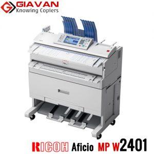 Máy photocopy khổ A0 Afico Ricoh MP W2401
