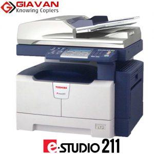 Máy photocopy toshiba e-Studio 211