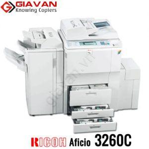 Máy photocopy màu ricoh aficio 3260c