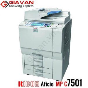 Máy photocopy màu ricoh aficio mp c7501