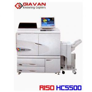 Máy in siêu tốc Riso HC5500 màu