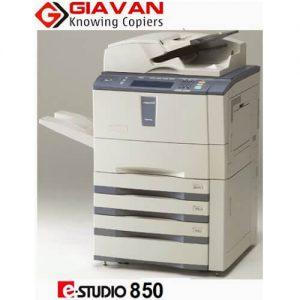 Máy Photocopy Toshiba e-Studio 850/E850