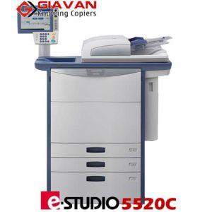 Máy photocopy màu Toshiba E5520c