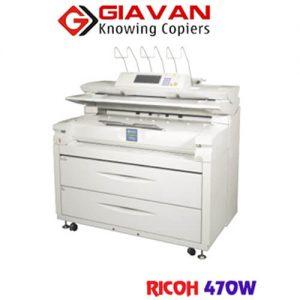 Máy photocopy A0 Ricoh Aficio 470