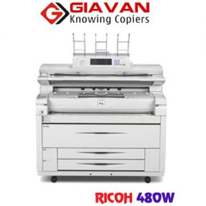 Máy photocopy A0 Aficio 480W