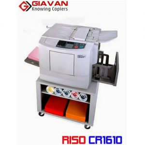 Máy in siêu tốc Riso CR1610