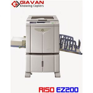 Máy in siêu tốc riso EZ200A
