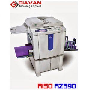 Máy in siêu tốc Riso EZ590