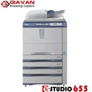 Máy Photocopy Toshiba e-Studio 655/E655 dịch vụ