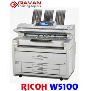 Máy photocopy A0 Ricoh MP W5100