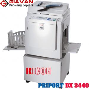 Ricoh PRIPORT DX 3440