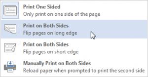 cách in tài liệu từ máy tính