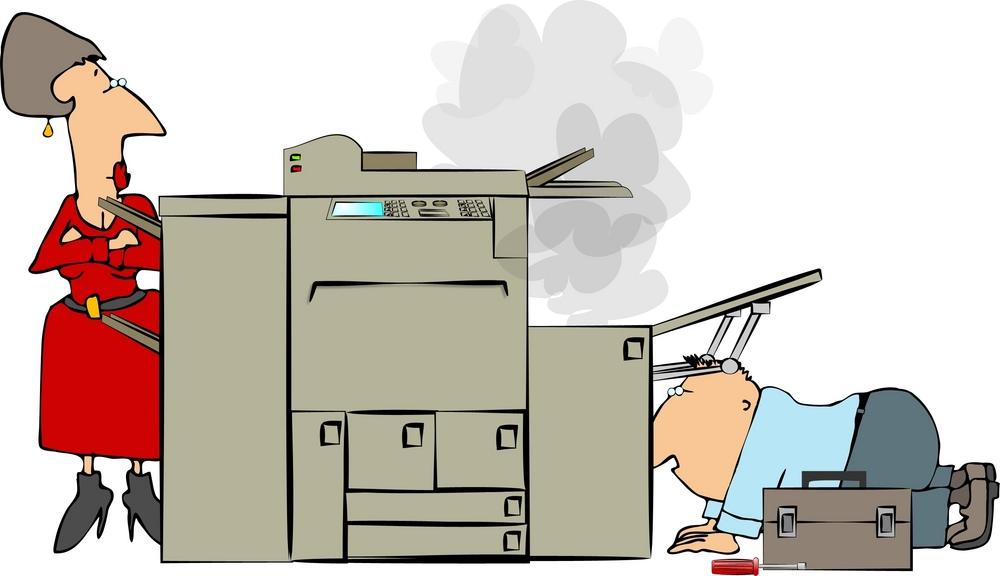 cách sử dụng máy photocopy trong văn phòng