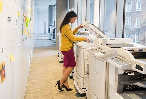 máy photocopy có độc không