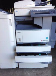 máy photocopy toshiba 453