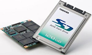 Ổ cứng SSD toshiba